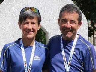 Monika und Mario Ammann
