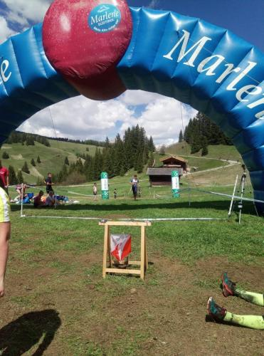 Zielbereich Relay of the Dolomites 2019